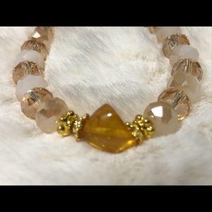 Gorgeous Amber Bracelet